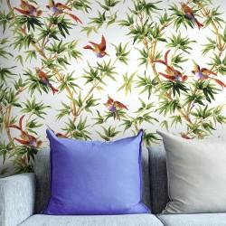 Wallpaper Birds of paradis