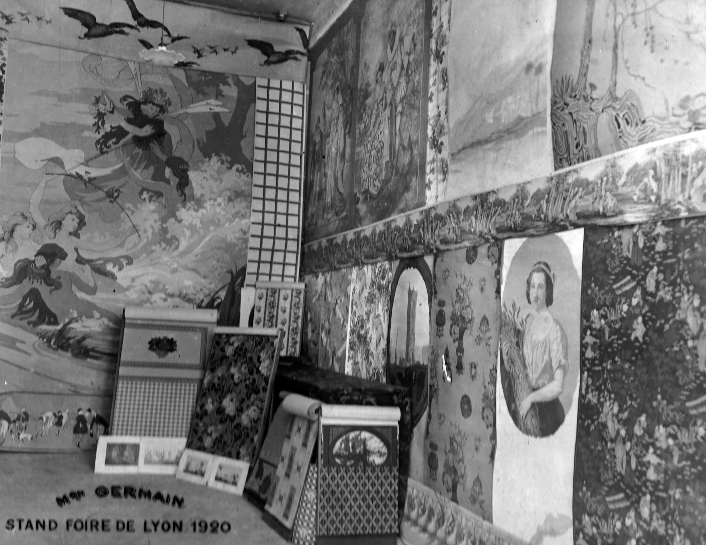 Foire de Lyon 1920